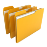 A drag-and-drop File Manager